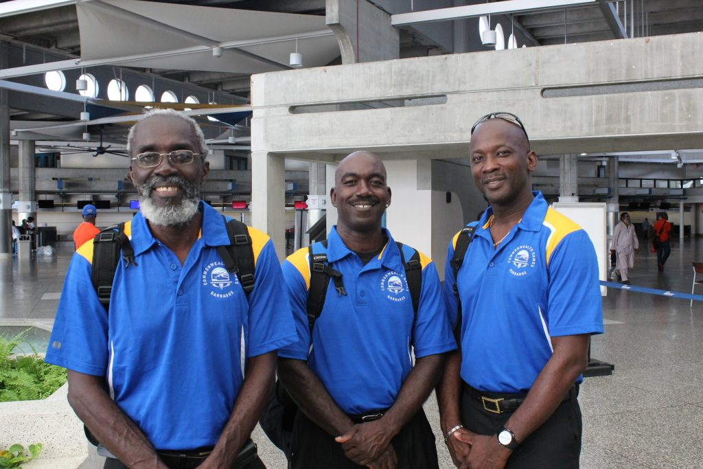 Barbados Shooting Team 2014